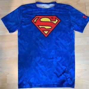 Under Armour Superman tee